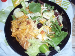 healthy-meal-ideas-from-americas-fast-food-restaurants-mcdonalds-southwest-chicken-salad